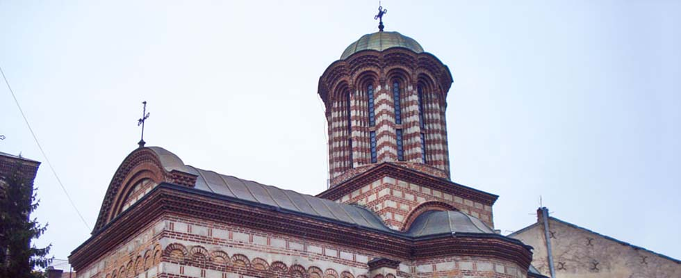 Tabla pentru acoperis furnizata de Cuprul.ro – Parohia Curtea Veche – Bucuresti