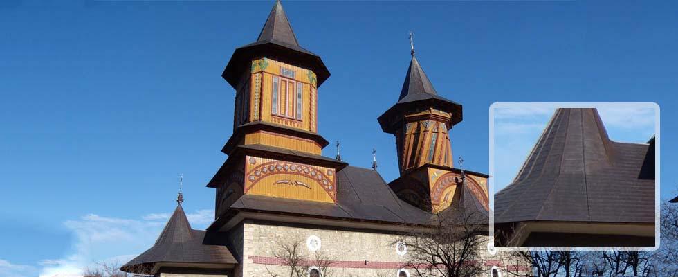 Tabla pentru acoperis furnizata de Cuprul.ro – Parohia Ceahlau – Neamt