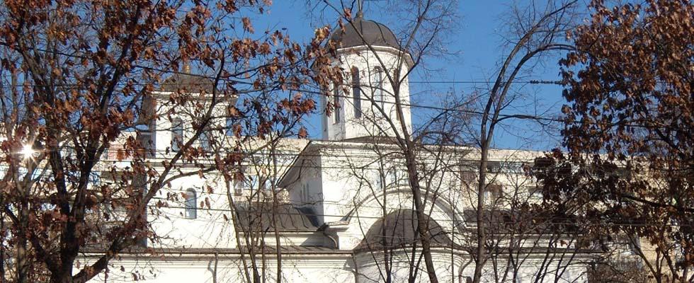 Tabla pentru acoperis furnizata de Cuprul.ro – Parohia Adormirea Maicii Domnului – Bucuresti